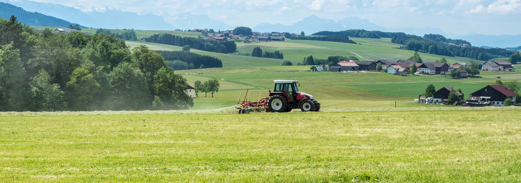 Mietfinanz Finanzierungsrechner für Landmaschinen