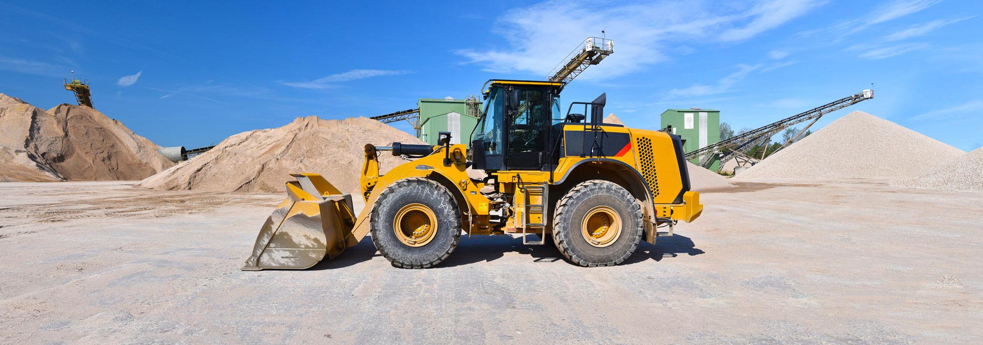 Mietfinanz Finanzierungsrechner für Baumaschinen